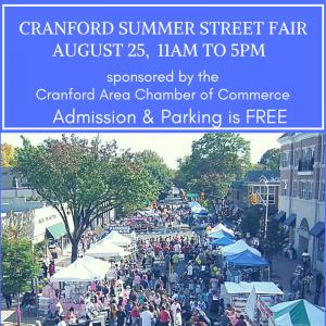 Cranford Summer Street Fair @ Downtown Cranford | Cranford | New Jersey | United States