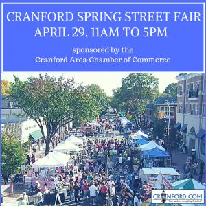 Cranford Spring Street Fair @ Downtown Cranford | Cranford | New Jersey | United States