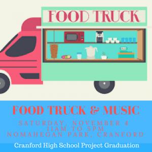 Cranford Food Truck Festival