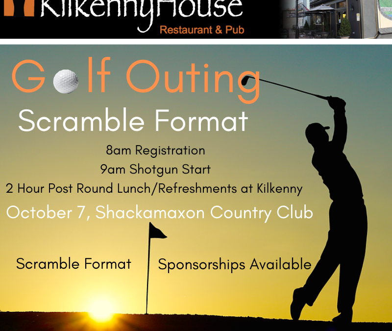 Kilkenny House Golf Outing