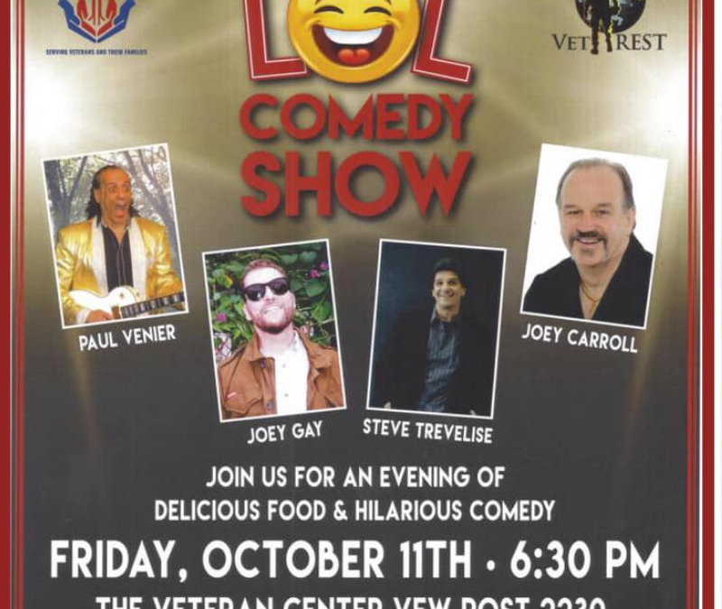LOL Comedy Event
