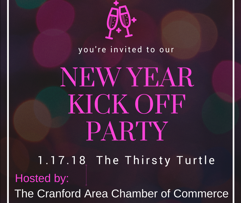 Cranford COC 2018 Kick Off Party @ The Thirsty Turtle | Cranford | New Jersey | United States