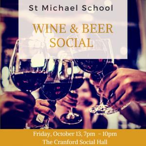 St. Michael School Wine & Beer Social 2017