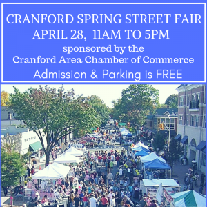 Cranford Spring Street Fair @ Downtown Cranford | Cranford | New Jersey | United States