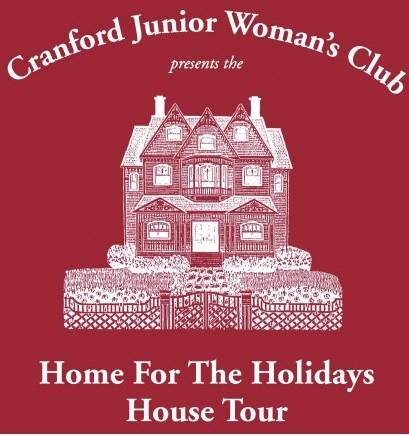 Home For The Holidays House Tour hosted by the Cranford Woman's Club