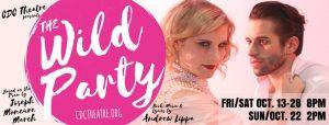 CDC Theatre Presents The Wild Party @ CDC Theatre   Cranford   New Jersey   United States