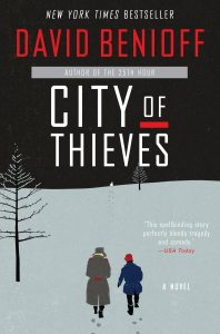 The Readers' Forum - City of Thieves @ Cranford Public Library | Cranford | New Jersey | United States
