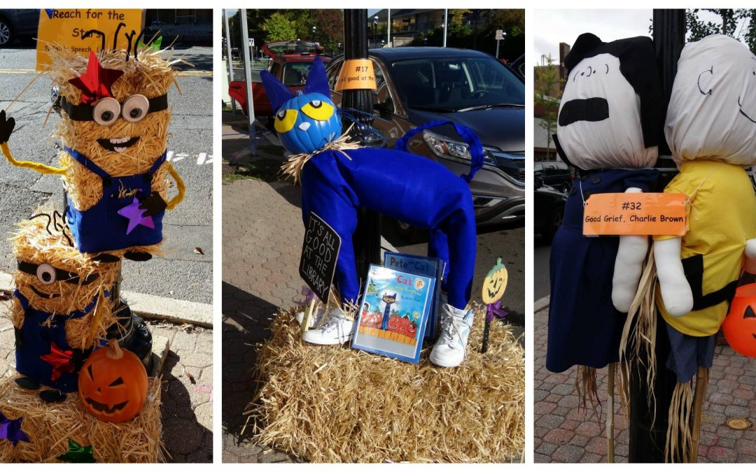 11th Annual Scarecrow Stroll