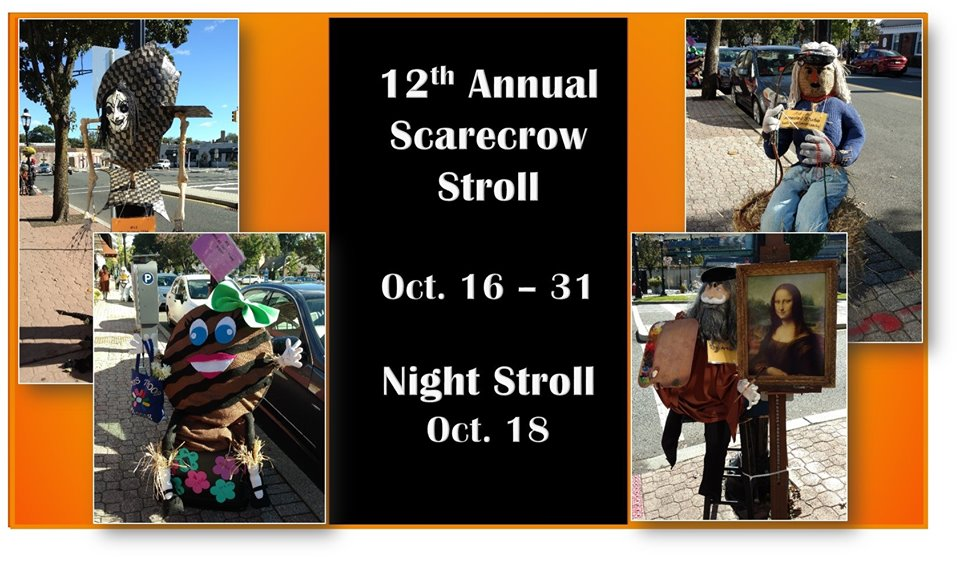 12th Annual Scarecrow Stroll