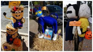 11th Annual Scarecrow Stroll @ Downtown Cranford