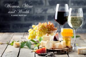 Women, Wine & Wealth, A Ladies Night Out @ Garretson Financial | Kenilworth | New Jersey | United States