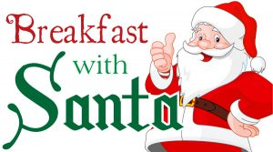 Breakfast with Santa sponsored by the Cranford Area Chamber of Commerce @ Garlic Rose | Cranford | New Jersey | United States