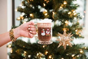Hot Cocoa During Tree Trimming @ North Union & Springfield Ave Gazebo | Cranford | New Jersey | United States