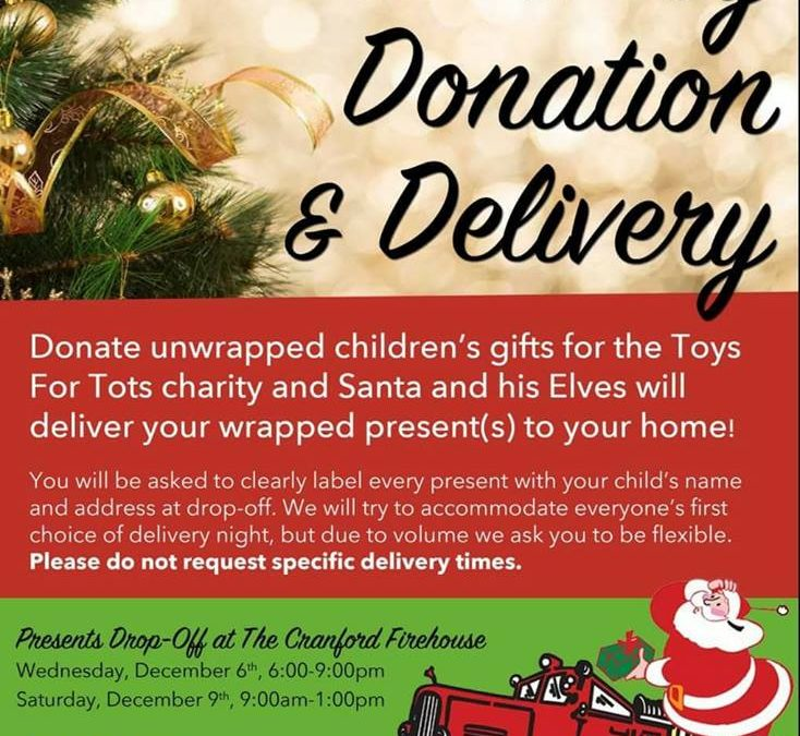 Santa's Toy Donation & Delivery Drop Off #2