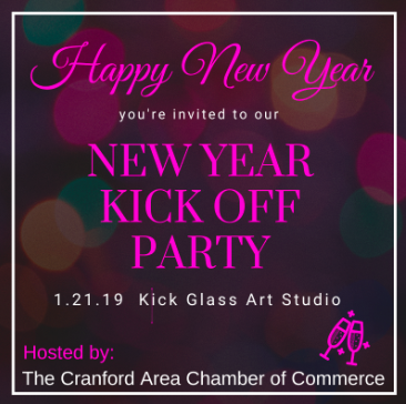 Cranford Area Chamber of Commerce 2020 Kick-off & Retirement CelebrationParty