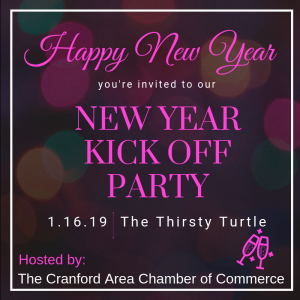 Cranford Area Chamber of Commerce 2019 Kick Off Party @ The Thirsty Turtle | Cranford | New Jersey | United States