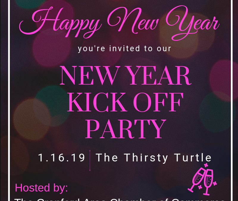 Cranford Area Chamber of Commerce 2019 Kick Off Party