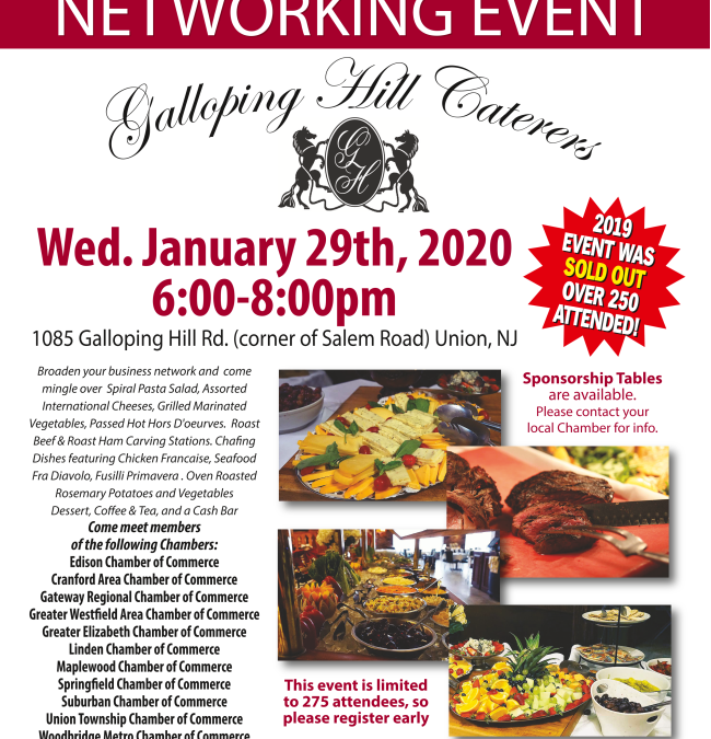 Multi Chamber Networking Event