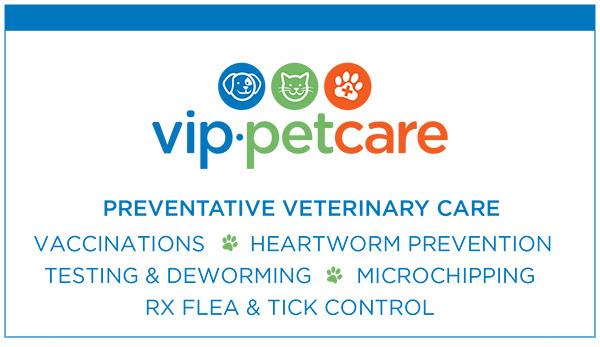 VIP Pet Care Event