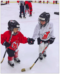 Learn to Play Hockey with the New Jersey Devils at Union Sports Arena Registration