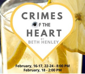 Crimes Of The Heart @ CDC Theatre | Cranford | New Jersey | United States