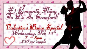 Valentine's Dance Special @ Arthur Murray Dance Center of Cranford  | Cranford | New Jersey | United States