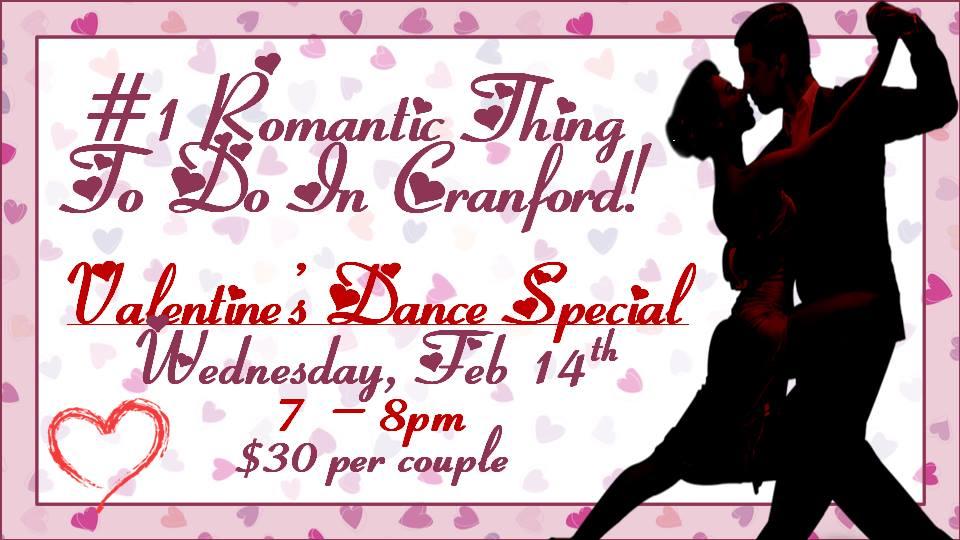 Valentine's Dance Special