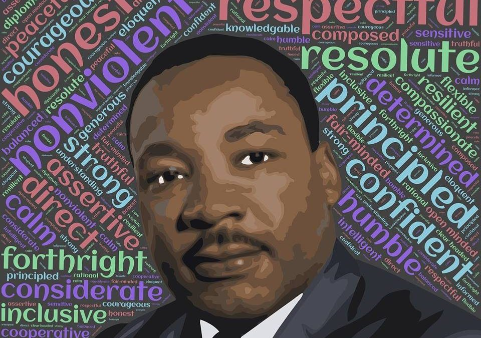 Interfaith Community Service Project in honor of Dr. Martin Luther King Jr.