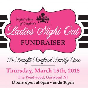 Project Home of Cranford Annual Ladies Night @ The Westwood | Garwood | New Jersey | United States