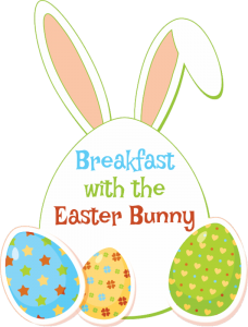 Cranford Area Chamber of Commerce Breakfast with the Easter Bunny @ The Garlic Rose | Cranford | New Jersey | United States