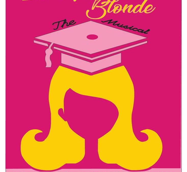 Cranford High School Performing Arts Department presents Legally Blonde The Musical