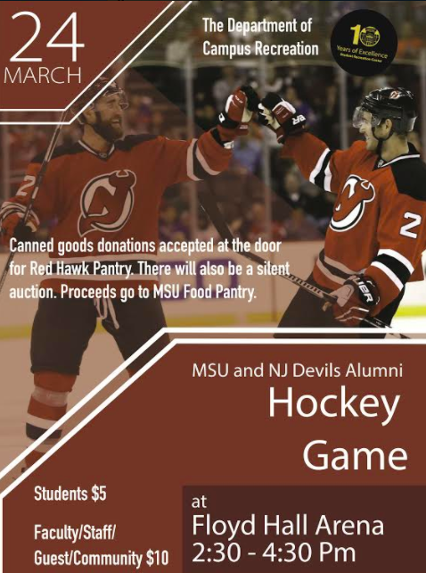 low priced d620b 16d36 NJ Devils Alumni and the Montclair State Alumni Game ...