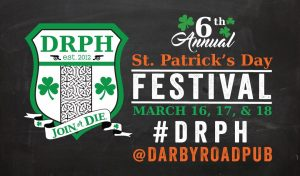 Darby Road St. Patrick's Day Festival @ Darby Road | Scotch Plains | New Jersey | United States