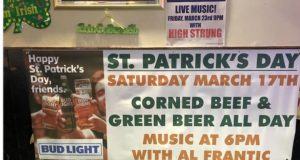 Frenchy's Bar & Grill St. Patrick's Day Event @ Frenchy's Bar & Grill | Roselle Park | New Jersey | United States