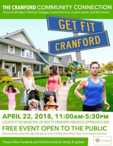 Get Fit Cranford @ Municipal lot next to Cranford Firehouse on Springfield | Cranford | New Jersey | United States