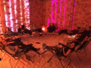 Intention Setting Singing Bowl Workshop with Tracy Hart @ Nature's Salt Cave & Float Pod   Cranford   New Jersey   United States