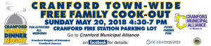 Cranford Town Wide Free Family Cook Out @ Cranford Fire Department | Cranford | New Jersey | United States