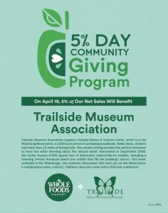 5% Community Giving Program at Whole Foods @ Whole Foods | Clark | New Jersey | United States