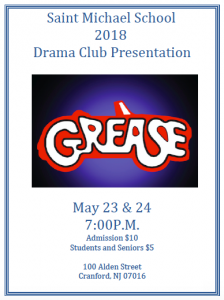 Grease Live @ St. Michael School | Cranford | New Jersey | United States