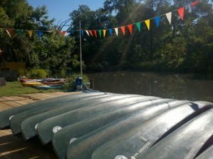 Free Canoeing @ Cranford Canoe Club   Irvington   New Jersey   United States