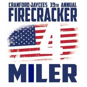 Cranford Jaycees Firecracker 4 Miler @ Nomahegan Park | Cranford | New Jersey | United States