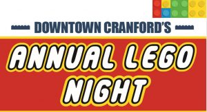 Annual Lego Night @ Downtown Cranford