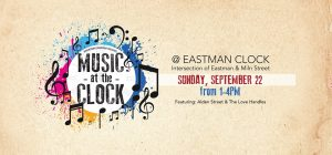 Music at the Clock @ Downtown Cranford