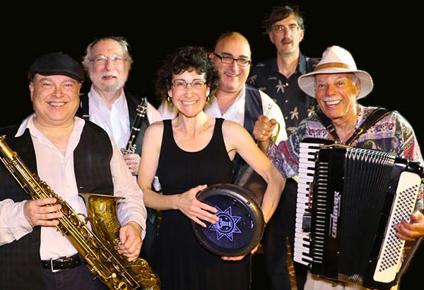 Summer Concert Series – Odessa Klezmer Band