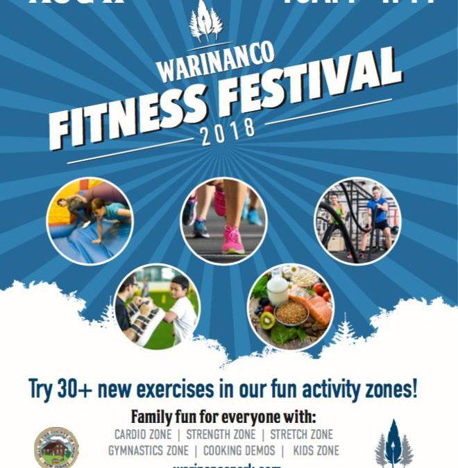Warinanco Fitness Festival