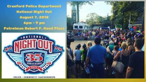 National Night Out @ Cranford Police Department | Cranford | New Jersey | United States