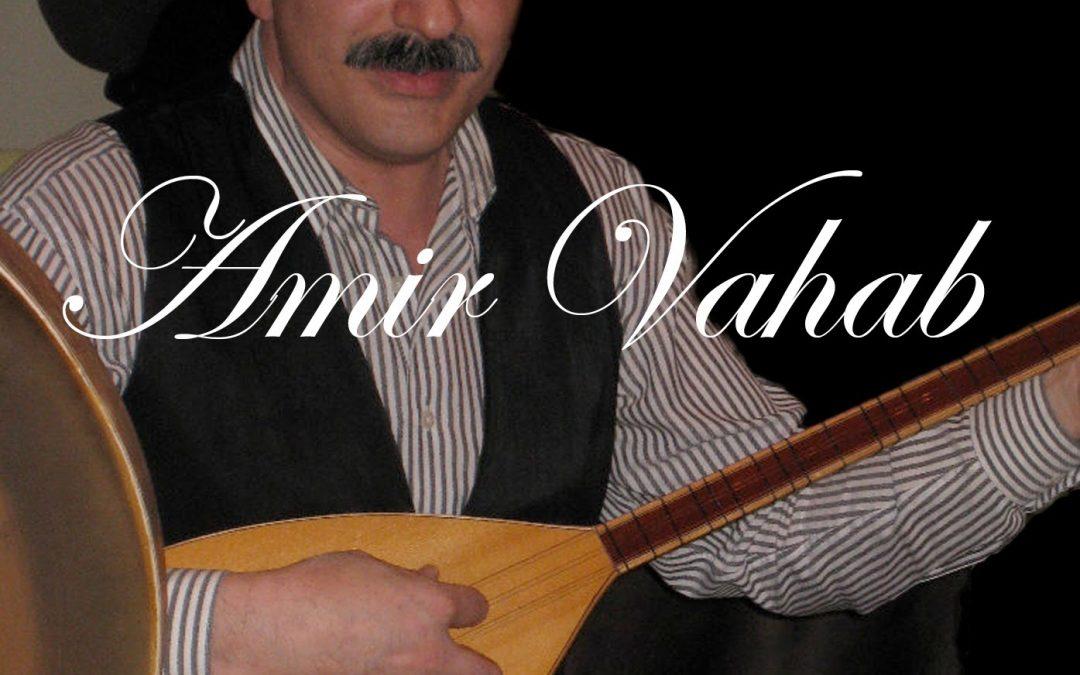 Summer Concert Series – Amir Vahab Trio