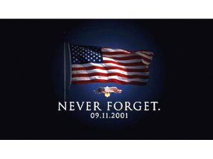 Cranford 9/11 Memorial Service @ Cranford's WTC Park | Cranford | New Jersey | United States