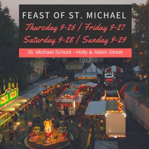 Feast of St. Michael @ St Michael School | Cranford | New Jersey | United States