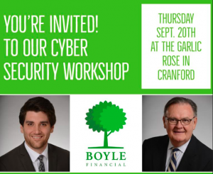 Identify Theft and Credit Protection Workshop @ The Garlic Rose | Cranford | New Jersey | United States